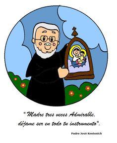 Mis ilustraciones: Pensamientos del Padre José Kentenich