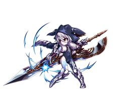 Yuni Brave Frontier, Cute Games, Rwby, Chibi, Fantasy Art, Character Design, Fan Art, Fuji, Gundam