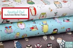 Alexander Henry - Spotted Owl