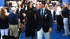 The Social: Rickie Fowler-Allison Stokke married Michelle Wie turns 30 | Golf Channel