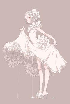 Kai Fine Art: 蛆虫カイコ(Pixiv)...