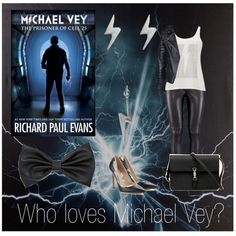 Who loves Michael Vey? I do!!!!!!!!! Not the pants tho I'd wear a pair of my boot cut jean instead!