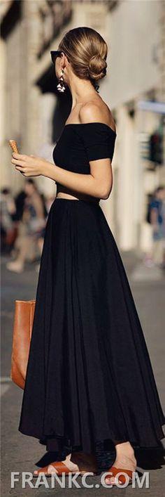 black prom dress prom gowns