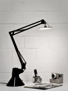 Confused lamp