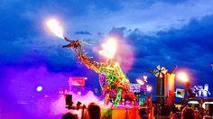 Electro Dragon #Parookaville
