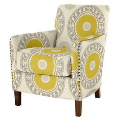 LOVE this accent chair!