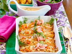 Fish And Seafood, Lchf, Pasta Salad, Clean Eating, Food And Drink, Dinner, Cooking, Ethnic Recipes, Health