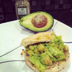 Avocado Chick (pea) Salad Sandwich | Realfoodology - must try