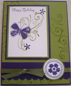 Card by Elizabeth by nilakias - Cards and Paper Crafts at Splitcoaststampers