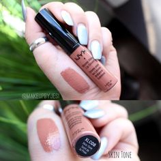 NYX Cosmetics Xtreme Shine Lip Cream in Skin Tone ✨ NYX Cosmetics Xtreme Shine Lip Cream in Skin Tone Source by yesilbeste The post NYX Cosmetics Xtreme Shine Lip Cream in Skin Tone ✨ appeared first on Create Beauty. Kylie Gloss, Skin Makeup, Eyeshadow Makeup, Beauty Makeup, Revlon Eyeshadow, Makeup Style, Makeup Swatches, Drugstore Makeup, Nyx Cosmetics