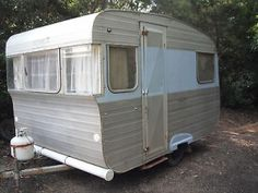 Vintage caravan 1966 Franklin aluminium three birth. | Aussie Used Caravans