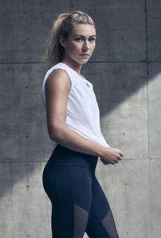 Carlos Serrao – mikaela shiffrin Sporty Girls, Sporty Outfits, Sports Models, Sports Women, Sports Art, Soccer Photography, Fitness Photography, Lifestyle Sports, Ski Girl