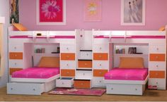 Cute room idea for girls