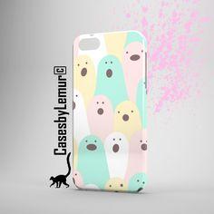 Ghost Ipod Case Ipod 5 Case Iphone 4 Case Iphone by LemurCases Ipod 4 Cases, Ipod Touch Cases, Ipod 5, Cute Phone Cases, Iphone Cases, Samsung Note 3, S5 Samsung, S5 Mini, Iphone 5s