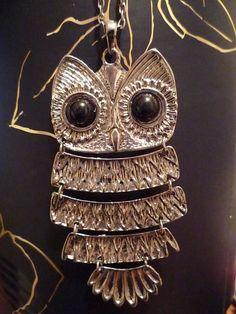 Love owl jewelry