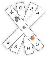 GENETICKÁ METODA ČTENÍ Playing Cards, Language, Children, School, Ideas, Literatura, Young Children, Boys, Playing Card Games