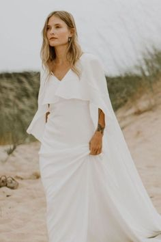 15 Adorable Dream Wedding Dresses Lace Princesses Incredible Ideas.Boho Wedding Dress Spaghetti Strap Modern and Fashion Forward 2021 Wedding Dresses by The LAW Bridal Cameron Front The The LAWs artistic and refreshing collection doesnt limit a minimalist bride to simple and basic designs. #bridalmusings #bmloves #thelawbridal
