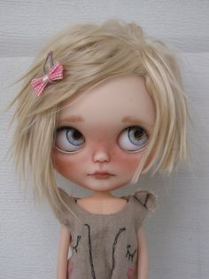 My Kids Are All Brats | I only create bratty girls!  This is my latest. I am keeping her......she is pieced together and I had to make her a head dome! LOL