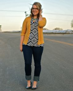 printed blouse by Franishh, via Flickr