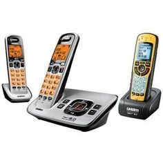 Uniden D16803 / D1680-3X / D1680-3X DECT 6.0 Cordless Phone with Digital Answering System 1 HAND SET WATER PROOF by Uniden. $60.99. DECT 6.0 Interference Free Cordless Telephone Digital Answering System One Extra Handset & Charger Included One Waterproof Handset & Charger Included ECO Mode power & battery management Caller ID/Call Waiting (To Activate the Caller ID Features, You Must Subscribe Through Your Telephone Company.) 50 Number Caller ID Memory 100 Name/number Phonebook...