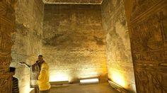Edfu temple Horus temple Luxor Egypt