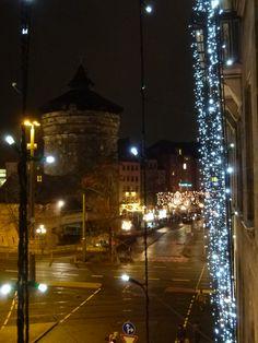 """Camera di """"Le Meridian Grand Hotel"""", Nurnberg (Dicembre)"""