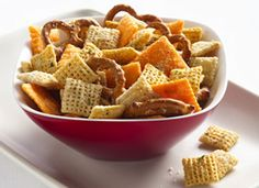 Cheesy Ranch Chex® Mix from Chex.com - Home of General Mills' Chex Cereals and the Original Chex Party Mix