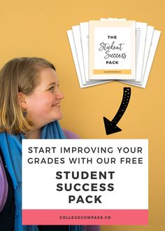 Download our FREE Student Success Pack of college printables! With course info sheets, assignments lists and planners, and project organizers, this collection is everything I wish I had when I started college. Download here! → collegecompass.co/student-success-pack