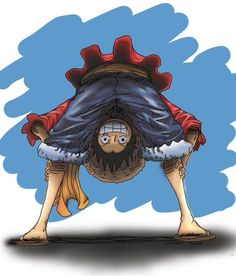 One Piece, Monkey D. Luffy