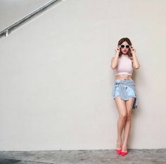 StarStyle PH - 12 Times Coleen Garcia Looked Like The Ultimate Barbie Doll Coleen Garcia, Casual Shorts, Casual Outfits, Photoshoot Ideas, Star Fashion, Barbie Dolls, Dress To Impress, Style Icons, Outfit Ideas