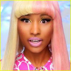 Nicki Minaj  - Don't like her outfits but love her music
