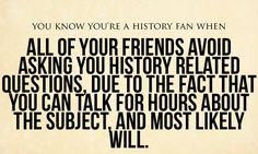 History fan