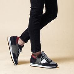 PHILIPPE MODEL PARIS | スニーカー/TROPEZ L D | セレクトショップ通販 | モダンブルー本店 Sneakers, Model, Blue, Shoes, Fashion, Tennis, Moda, Slippers, Zapatos