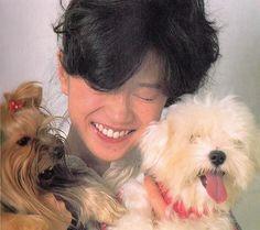中森明菜 Akina Nakamori, 1980s Idolo Pretty People, Beautiful People, Aesthetic Japan, Back To The Future, My Guy, Hair Inspo, Girl Crushes, Pretty Woman, Cute Girls
