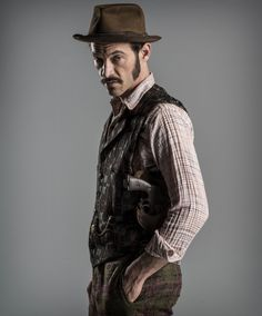 Ripper Street | Adam Rothenberg as Captain Homer Jackson