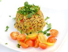 Espacio Culinario: Timbal de Quínoa