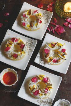 indian sweets pineapple sandesh
