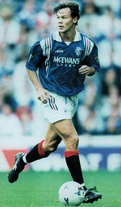 Joachim Bjorklund Rangers Football, Rangers Fc, Soccer Teams, Best Club, Glasgow, English, Park, History, Sports