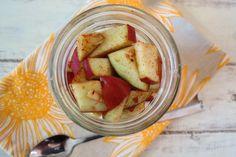 Apples and Cinnamon Breakfast Jar Parfait