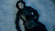 Game of Thrones (HBO Series) Jon Snow...what can I say?