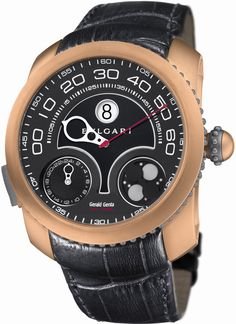 We round up our favorite 8 bronze timepieces, which are anti-magnetic, resistant to corrosion and damn handsome. Gents Watches, Fine Watches, Cool Watches, Gerald Genta, Gadget Watches, High Class Fashion, Small Clock, Luxury Watches For Men, Beautiful Watches