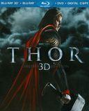 Thor [Includes Digital Copy] [3D] [Blu-ray/DVD] [Blu-ray/Blu-ray 3D/DVD] [Eng/Fre/Spa] [2011], THOR 3D BD/2D BD/DVD/DIGITAL C