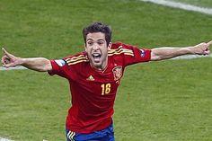 Jordi Alba scores a beautifully worked goal - ESP 4-0 ITA