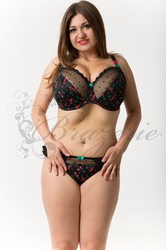 2abd7554749 Bra with a great cup of CHERIE by Curvy Kate