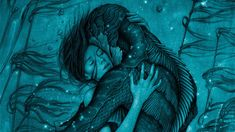 "The Shape Of Water (2017) | It's an unconventional fairytale love story directed by Guillermo del Toro. To be honest, I wasn't quite ready for it. The leading lady falls in love with a fish-man? I'm sorry, but I was so not ready for that. But that's a good thing, isn't it? We want films to surprise us and take us somewhere else. That's exactly what The Shape Of Water did for me. I was able to ""escape"" to a different universe for 2 hours..."