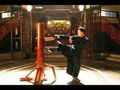 Wing Chun Wooden Dummy Tutorial (4-12)