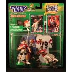 STEVE YOUNG / SAN FRANCISCO 49ERS & JERRY RICE / SAN FRANCISCO 49ERS 1998 NFL Classic Doubles * Winning Pairs * Starting Lineup Action Figures & Exclusive Collector Trading Cards (Toy)  http://ruskinmls.com/pinterestamz.php?p=B000QYKI5W  B000QYKI5W