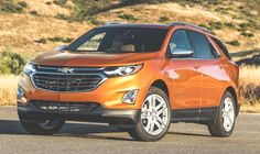 Chevrolet Equinox 1 5T Premier Need for speed