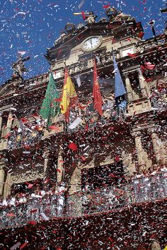 ¡¡FIESTA!! Pamplona. San Fermín Festival