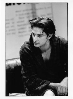 LAMDA @LAMDAdrama Here's a photo of LAMDA alum and star of #TheCrucible Richard Armitage from his time training with us. Playing Felix Turner...